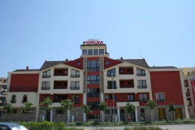 Hotel for sale in Sunny Beach.