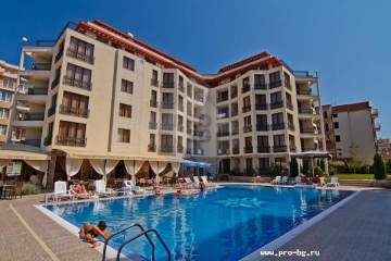 Apartments for sale in Bulgaria  in Sunny Beach