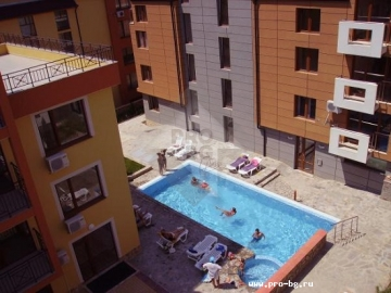 Bulgarian property - apartments for sale in St. Vlas near the beach