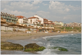 Sea apartmnets in Bulgaria just 50 m from the beach.