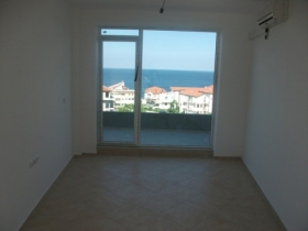 Apartments for sale in a new building, 200 meters from the sea.