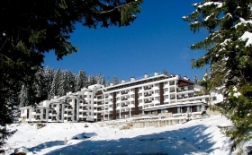 Apartments for sale in ski resort in Bulgaria.