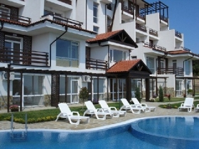 Apartments in Bulgaria for sale with sea views