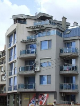 Apartments in Bulgaria, near the sea.