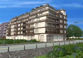New construction in Pomorie for sale
