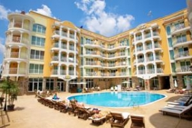 Rent a flat in Bulgaria - apartment near the seashore in Sunny Beach