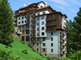 Spa apartment hotel in Pamporovo