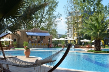 Apartments in Sunny Beach - sea property in Bulgaria for sale