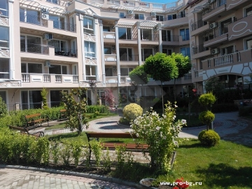 Mellia Nessebar - nice apartments for sale in Bulgaria
