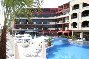 Apartments in Bulgaria for sale - front beach line in Sunny Beach