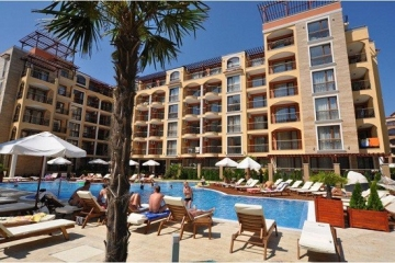 Resale in Bulgaria - one beadroom apartment in Sunny Beach