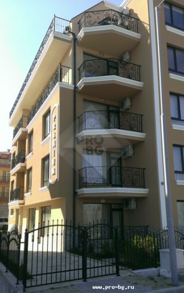 New apartments for sale in Nessebar