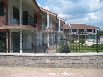 Townhouse for sale view in Bulgaria