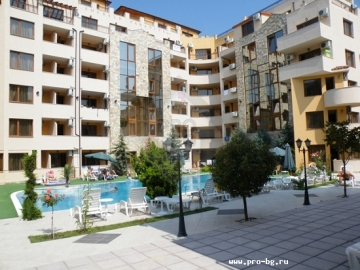 Resale in Bulgaria - studio for sale