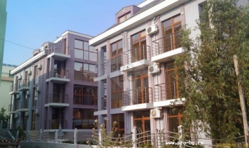 Real Estate of St. Vlas - apartments on the front line