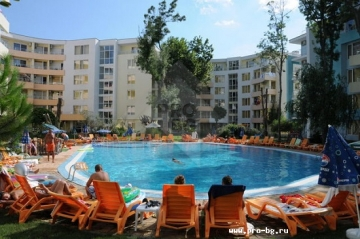 Real estate in Bulgaria - apartments on the beach