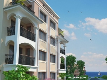 Real estate in Ravda - apartments on the beach