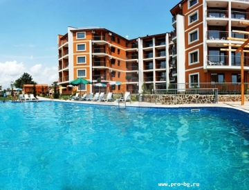 Real estate in Bulgaria cheap - apartments on the sea