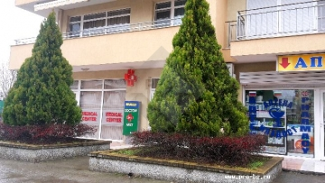 Commercial property in Bulgaria for sale - office spaces on Sunny Beach resort
