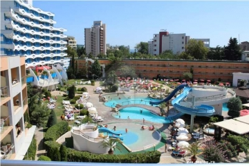 Beachfront apartment fro sale in Sunny Beach