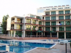 Luxury, alredy build Hotel in elite part of Sunny Beach.